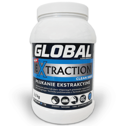extraction clean global s880